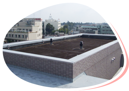 屋上のリフォーム