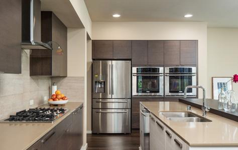 セパレート型(Ⅱ型)キッチン
