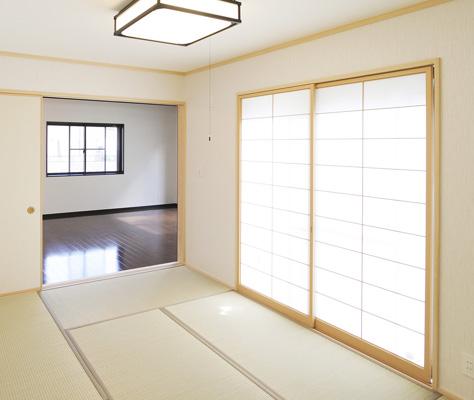 内装建具(ふすま・障子)